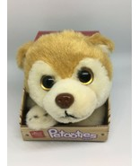 "RUSS Petooties Pets SOFT GEM POMERANIAN DOG 6"" Plush STUFFED ANIMAL NEW - $14.85"
