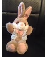 "Peter Cottontail 10"" Applause Plush Vintage Bunny Rabbit - $24.74"