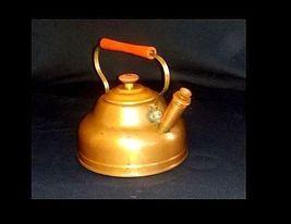Copper Tea Pot  AB 552 Vintage image 3