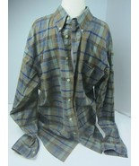 Mens Bugle Boy No Wrinkle Long Sleeve Button Down 100% cotton - $10.36