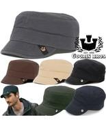 GOORIN BROS Cadet Private Hat Cap Military Fashion Casual Vintage Cotton - $26.99