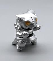 Max Toy Silver Metallic Mini Mecha Nekoron image 3