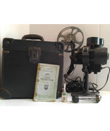 antique 1927 filmo automatic cine projector bell & Howell company - $250.00