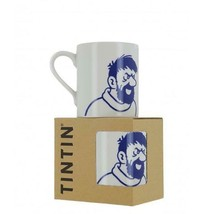 Capt. Haddock porcelain mug in gift box Tintin official product