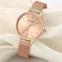 CURREN 9024 Top Luxury Brand Women Quartz Watch Ladies wristwatches relogio femi - $35.31