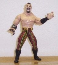 """Kurgann"" 1999 Jakk's Pacific Summer Slam '99 Action Figure WWE WWF WCW ... - $7.85"