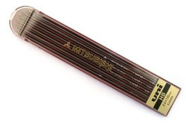 Mitsubishi Pencil pencil core replacement HB - $5.07