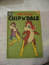 "walt disneys chip ""n"" dale #19 good to very good condition 1959 dell comics - £2.98 GBP"