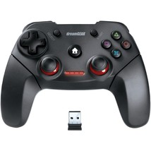 Dreamgear Shadow Pro Wireless Controller For Ps3 & Pc DRMDGPS33881 - $39.10