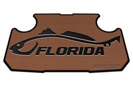 USATuff Cooler Seat Pad fits Ozark Trail 26qt 2-Layer FL Redfish Tan Black - $74.97