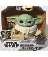 "Star Wars ""The Mandalorian The Child"" Baby Yoda Animatronic Toy - $109.95"