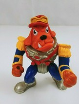 1990 Hasbro Bucky O'Hare Commander Dogstar Toad Wars Action Figure - $3.99