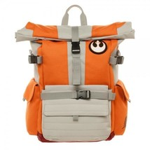 Star Wars Pilot Roll Top Backpack - $70.00