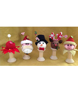 LOT 5 Christmas Spoolkeeps FULL KITs  JABC Just Another Button Co - $88.85