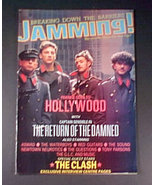 JAMMING uk mag #19 1984 THE CLASH DAMNED THE SOUND - $14.99
