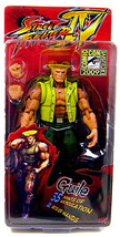 Street Fighter 4: Guile in Charlie Costume Action Figure SDCC 09 Exclusi... - $39.99