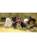 LOT 6 Halloween Spoolkeeps FULL KITS JABC Just Another Button Co - $102.42