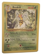Pokemon Card - Beedrill - (17/102) Base Set Rare ***NM*** - $2.99