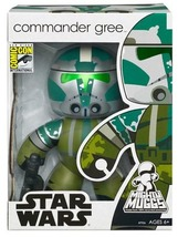 Star War Mighty Muggs: Commander Gree Action Figure SDCC 2008 Exclusive ... - $29.99