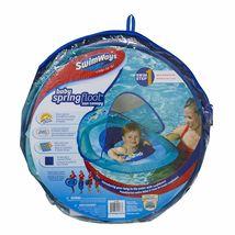 SwimWays Baby Spring Float Sun Canopy Brand New image 4