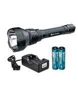 Rechargeable Bundle:Olight M3XS-UT Javelot 1200 Lumen CREE XP-L LED Flas... - $159.99