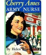 CHERRY AMES:  ARMY NURSE by Helen Wells /SERIES #3 /1st - $44.00