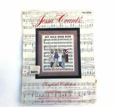 Barbershop Quartet My Wild Irish Rose Counted Cross Stitch Kit Jessa Cou... - $19.30