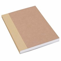 """A5 Blank Notebook 5.8""""x8.25"""" Sketch Book, 100 Sheets, Thick 100gsm Paper... - $14.94 CAD"""