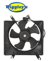 RADIATOR FAN ASSEMBLY KI3115107 FOR 01 02 KIA RIO SEDAN & WAGON image 1