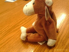 1st Edition Beanie Babies Rare Bessie the Cow, image 2