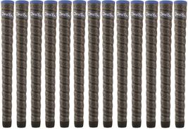 13 Winn Dri-Tac Wrap Midsize Dark Grey Golf Grips 6DTWR DG  - $74.95