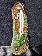 Authentic John Deere Farm Scene Thermometer AA18-JD0039 image 9