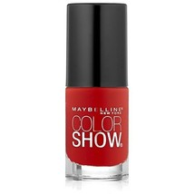 Maybelline Color Show Nail Polish, 135 An Old Flame  - $7.25