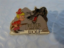 Disney Trading Pins 8355 100 Years of Dreams #84 Peter and the Wolf - $9.43