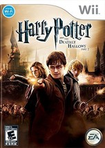 Harry Potter and the Deathly Hallows: Part 2 (Nintendo Wii, 2011) - $11.81