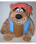 Dan Dee Biker Teddy Bear Plush Stuffed Animal L... - $19.97