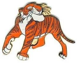 Disney Shere Khan tiger Jungle Book full body pin/pins - $24.99