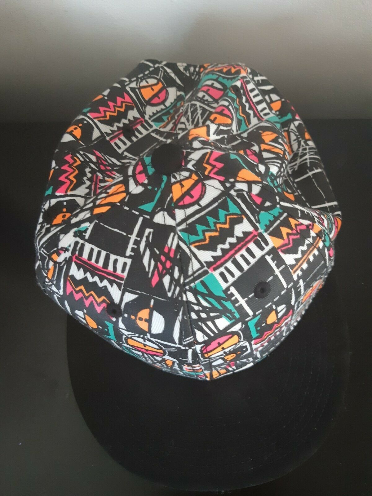Rare Nike True Air Force One 1 Hat Cap Streetwear Hip Hop One Size Fits Most