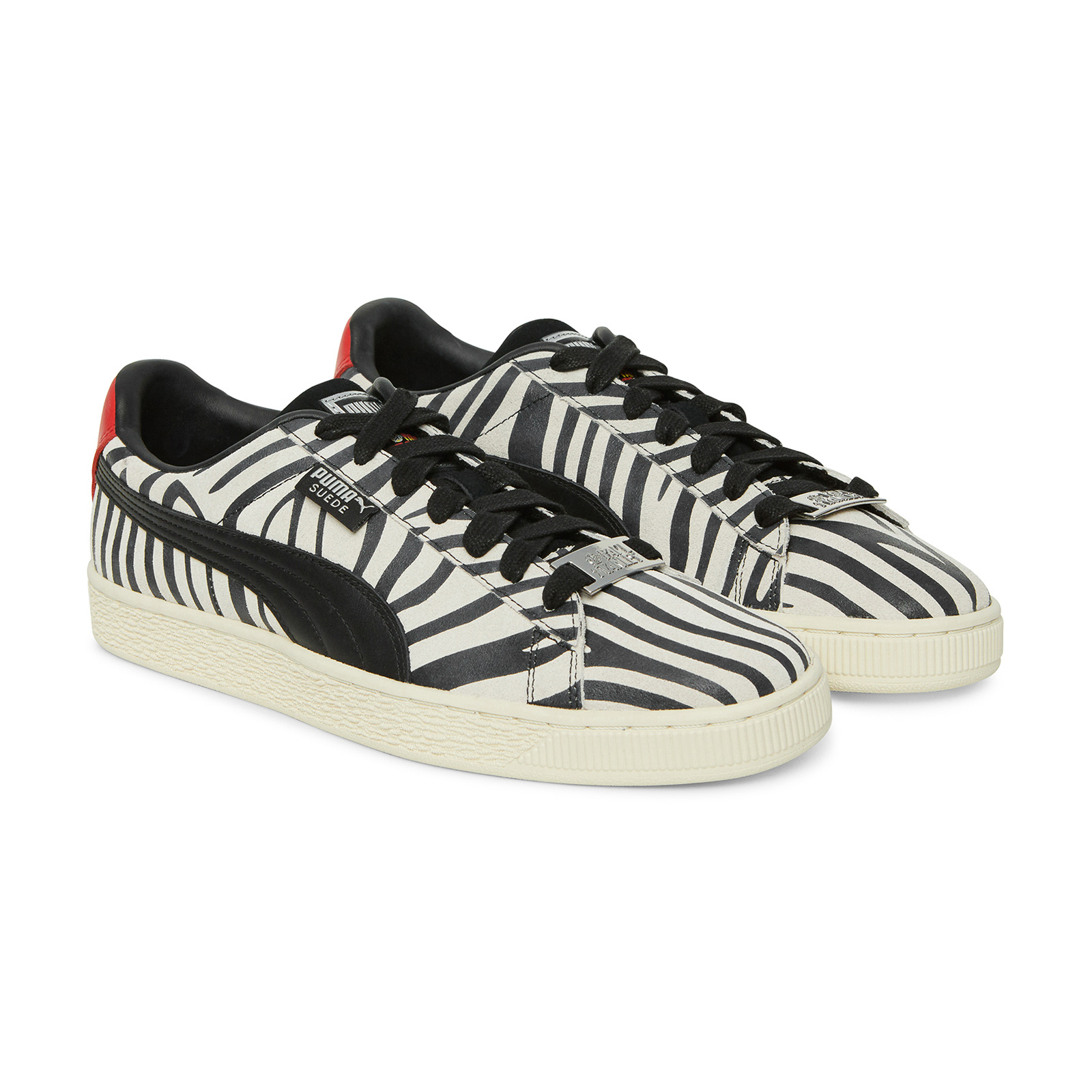 san francisco be32a 6199f Puma Suede 50 x Paul Stanley (Black/ White and 50 similar items