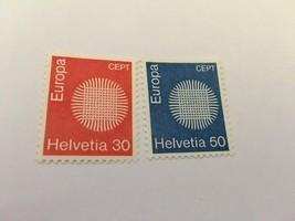 Switzerland Europa  mnh 1970  stamps  #abc - $1.20