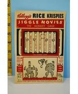 1930/1940;s Kellogg's'Rice Krispies Jiggle Movies: The Monkey Cage #34 - $36.26