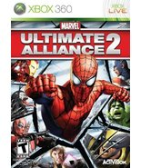 Marvel: Ultimate Alliance 2 [Xbox 360] - $13.47