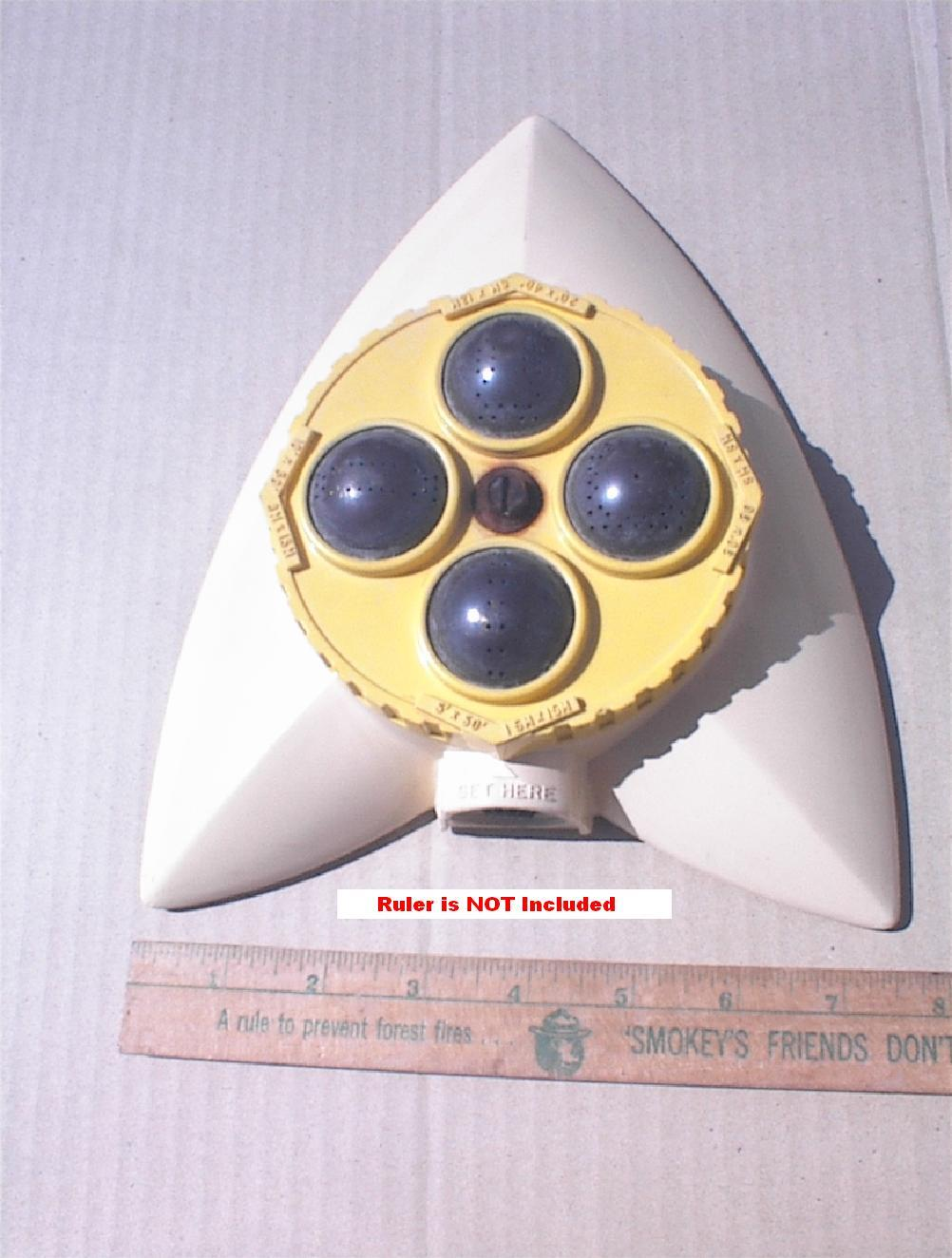 Turret no2 sprinkler triangle yellow.01