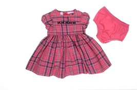 First Impressions Baby Girls' Plaid Taffeta Dress, Thornberry Mult, Size 12M - $17.81