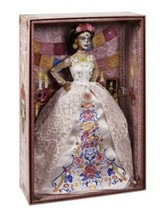 2020 Barbie Signature Dia De Los Muertos Doll New ON HAND Fast Ship In s... - $210.00