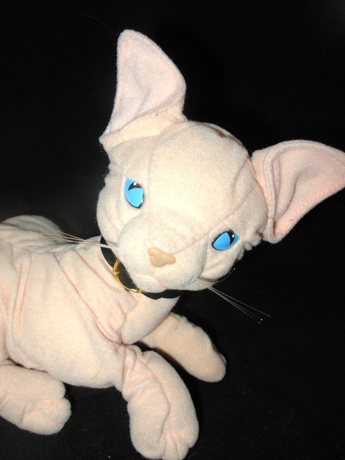 Plush Stuffed Toys : Austin powers talking mr bigglesworth cat plush stuffed