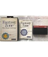 ☆ Fantasy Zone 1 (Sega Master System 1986) Complete in Case Game Tested ... - $40.00