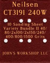 Neilsen CT3191 240W - 40/80/100/150/240/400/800/1500 - 10pc Variety Bund... - $12.46