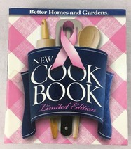 Better Homes and Gardens Cookbook Recipe Binder Pink Ribbon Breast Cance... - $25.69