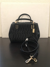 COACH WOMEN' MADISON GATHERED TWIST MINI SATCHEL COACH F49723 - $216.23